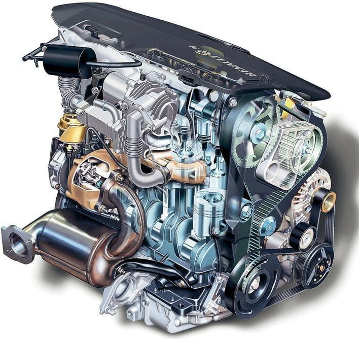 naprawa silnikow
